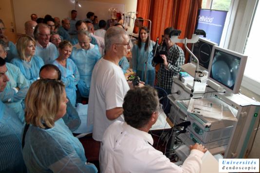 Retour sur la session de juin 2012 des Universités d'Endoscopie